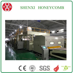 High Speed Washable Full automatic Honeycomb Core Machine For Panel