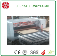 Hot sale paper Honeycomb panel slitting machine