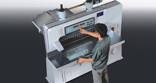 Professional CE Paper Semi-Automatic Honeycomb Core Machine