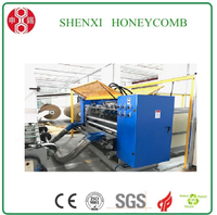 Hot Sale Honeycomb panel slitting machine use for pallet