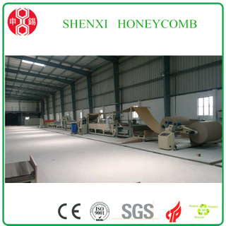 Standard High Speed Honeycomb Paperboard Laminator