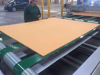 Corrugate Honeycomb Board Making Machine
