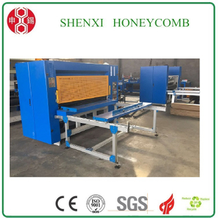 Automatic Honeycomb panel slitting machine use for pallet