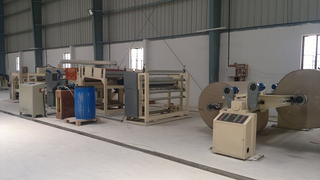 High Speed Paper Stacking Machine