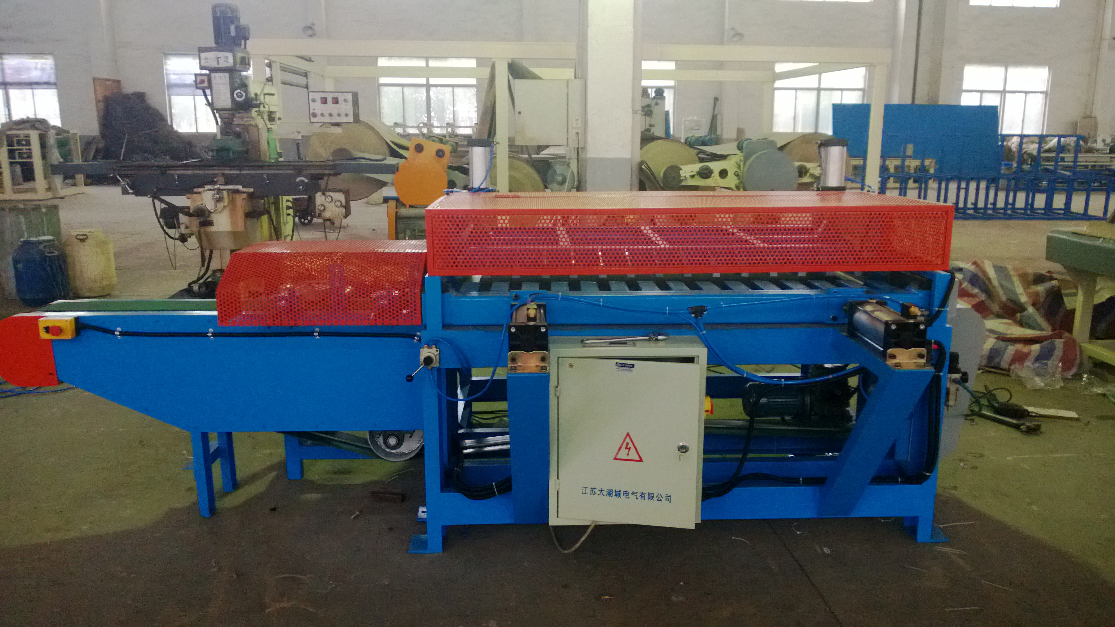 High Efficient Paper Semi-automatic Honeycomb Core Machine