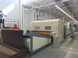 Deluxe Honeycomb Paper Core Produce Machine