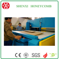 Easy Operate Honeycomb paperboard Press Die Cutting Machine
