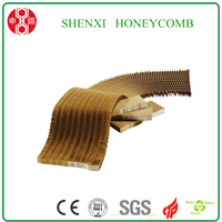 High Quality Paper Honeycomb Core for caton