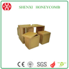 Strong Paper Honeycomb Carton for Packing