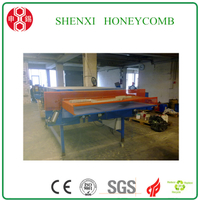 High Speed Honeycomb Paper Core Expanding Machine