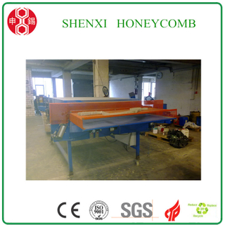 High Quality Honeycomb Paper Core Expanding Machine