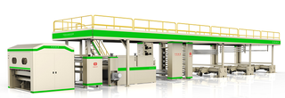 Washable Honeycomb Paper Core Machine Line