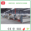 CE High Speed Honeycomb Paperboard Lamination Machine