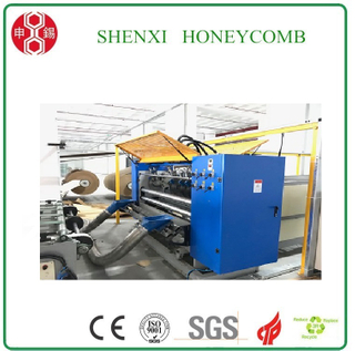 Paper Honeycomb panel slitting machine for pallet
