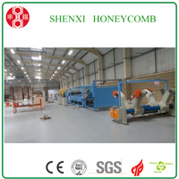 High Speed paper Honeycomb panel Laminating Machine with CE
