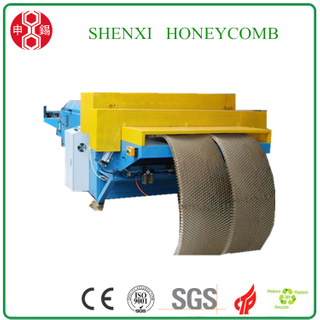 Low Cost Honeycomb Paper Core Expanding Machine