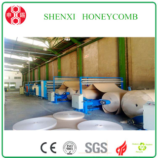 Full automatic Honeycomb core machine