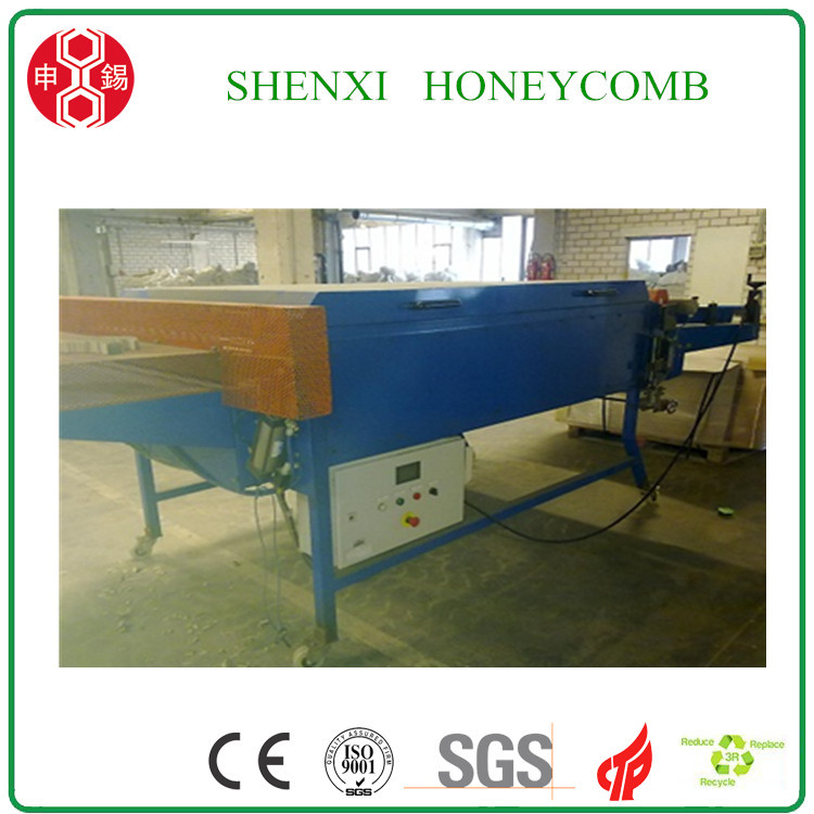 High Speed Honeycomb Paper Expanding Machine