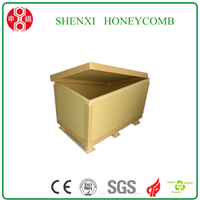 High Quality Paper Honeycomb Cartons