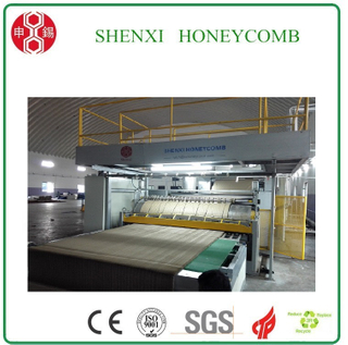 HCM-2500 Fully Automatic High Speed Paper Honeycomb Making Machine