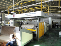 Easy Operate Continous Paper Honeycomb Core Machine